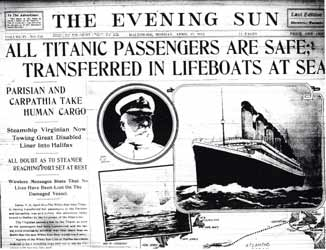 titanic-newspaper-report-passengers-saved