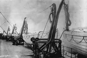 titanic-lifeboats
