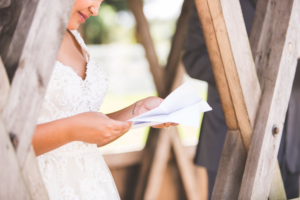 wedding love notes