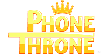 Phone Throne