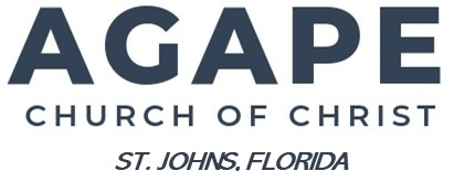 Agape Church of Christ ST. JOHNS, FLORIDA