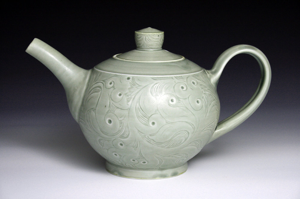 12. Cipala, Autumn_carved teapot.jpg