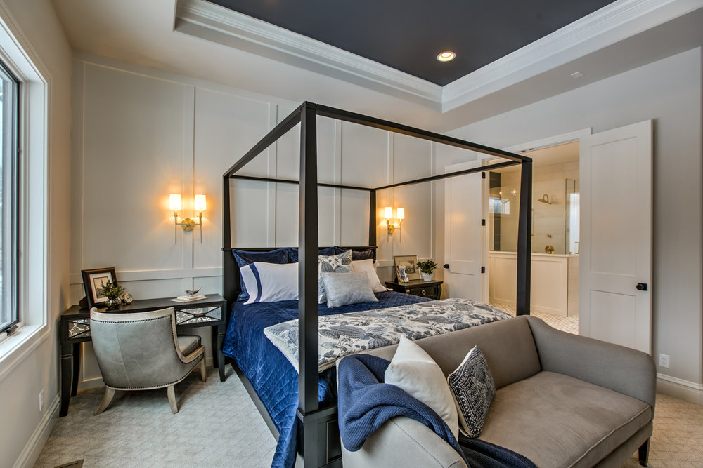 The Master Bedroom | Nathan Homes