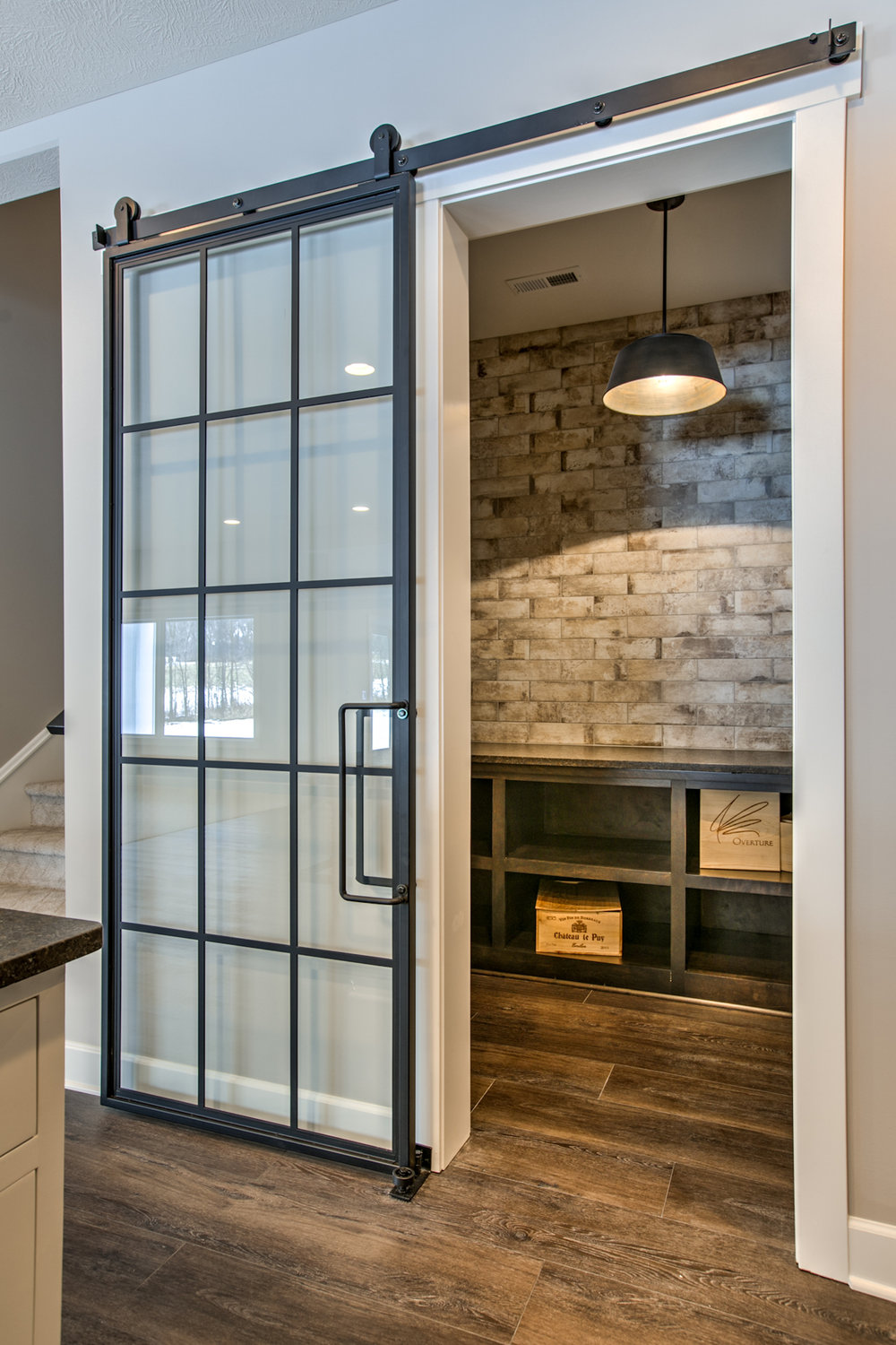 The Wine Cellar | Nathan Homes