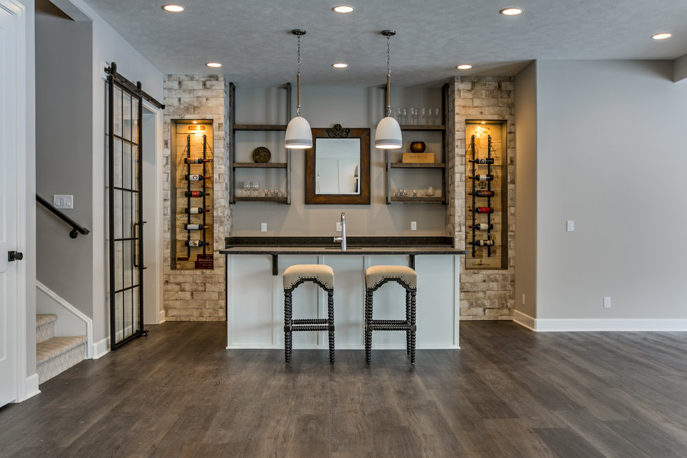 The Wet Bar | Nathan Homes