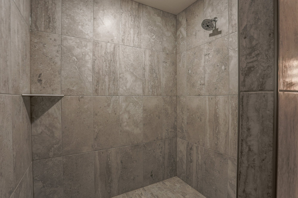 The Master Shower | Laid Back Lifestyle