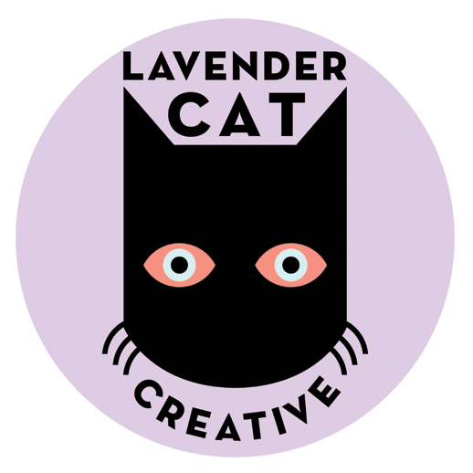 Lavender Cat Creative