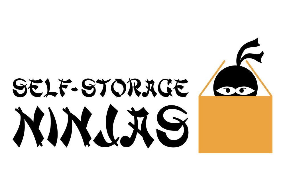 self-storage-feasibility study | Self Storage Ninjas Logo