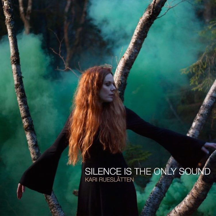 Kari Rueslåtten-Silence is the only sound