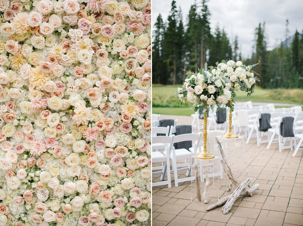 Canmore Wedding at Slivertip, Calgary Wedding Photographer
