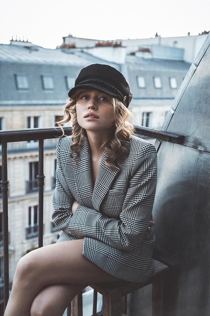 MARINE IN PARIS - MARINE DIET