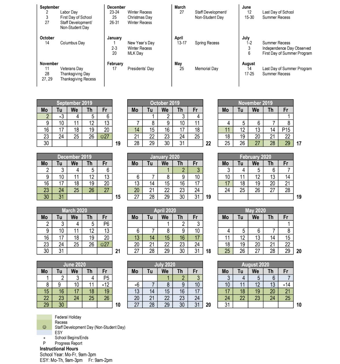 Uc berkeley academic calendar 2019-20