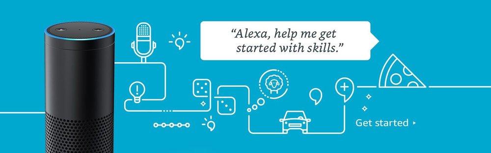 5 Alexa Skill Types