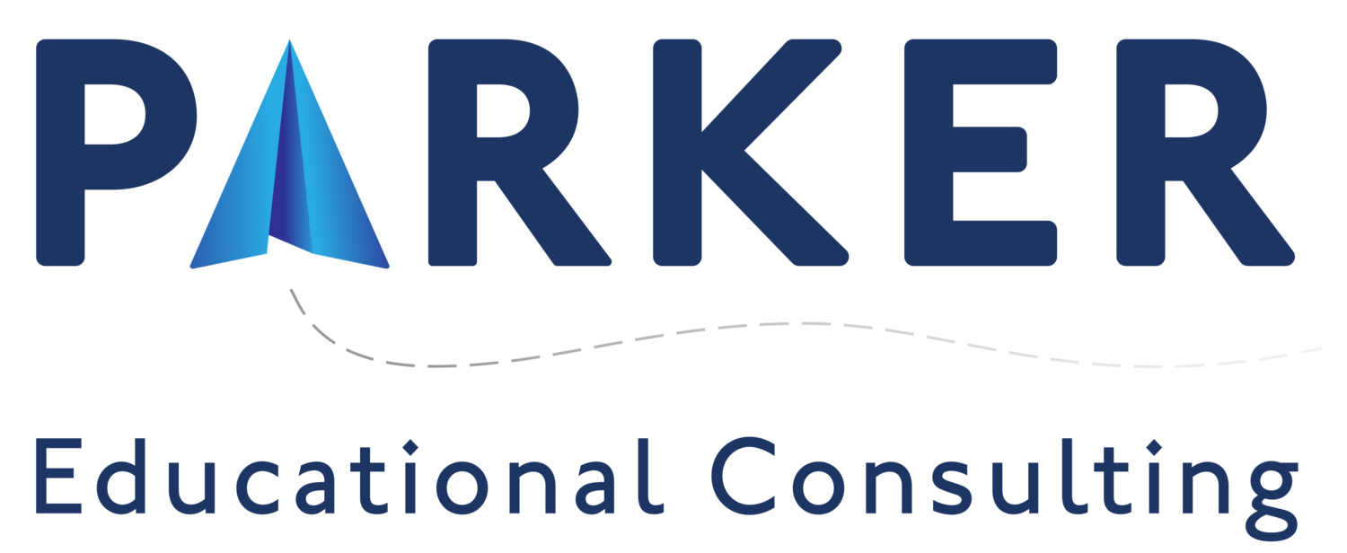 Parker Educational consulting