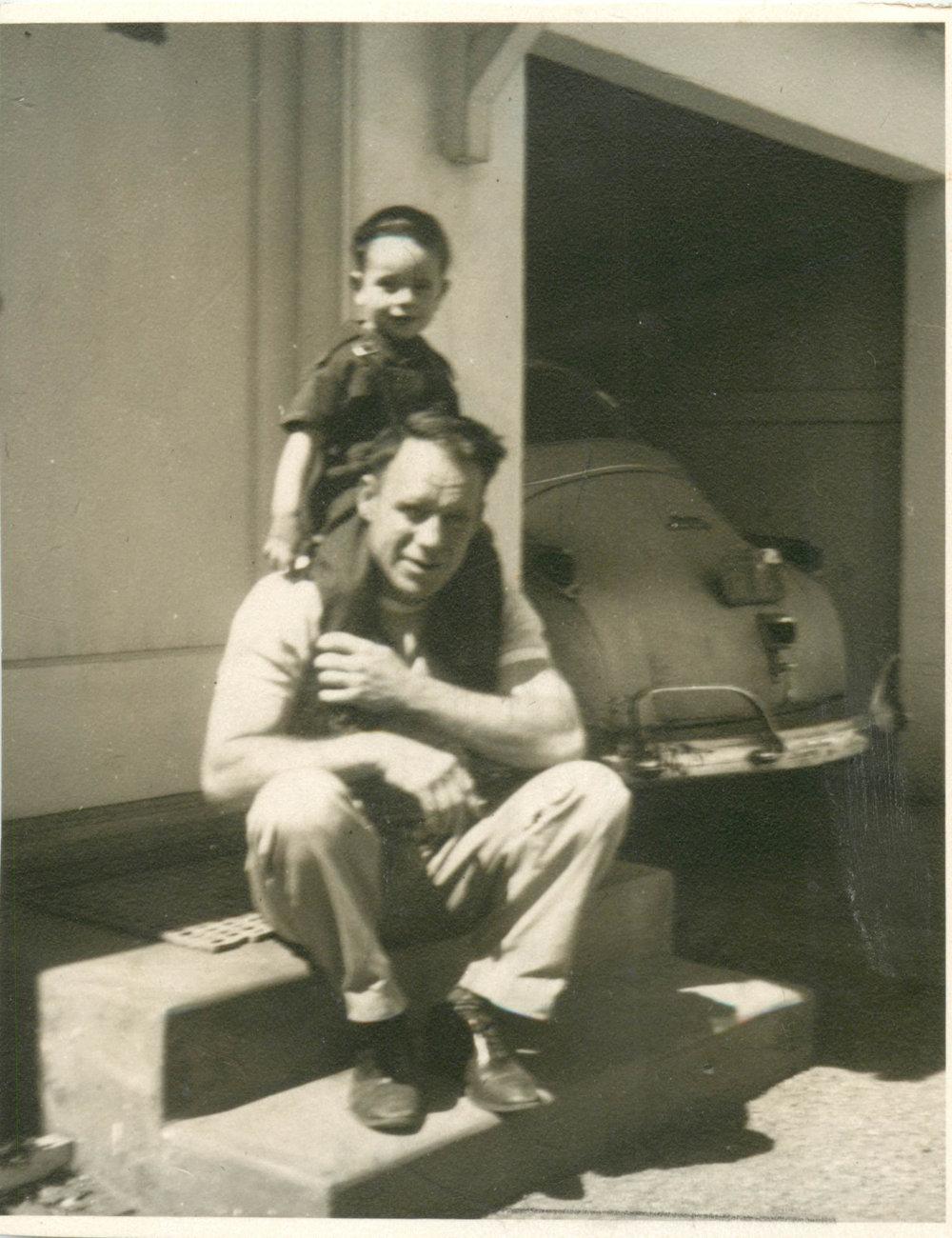 Bob Paul Sr. & Jr.