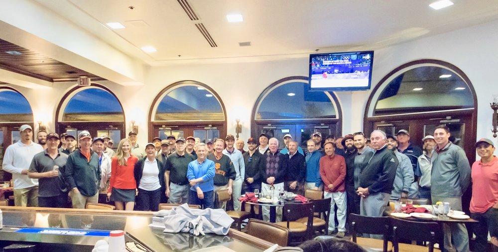 2018 Tournament Participants