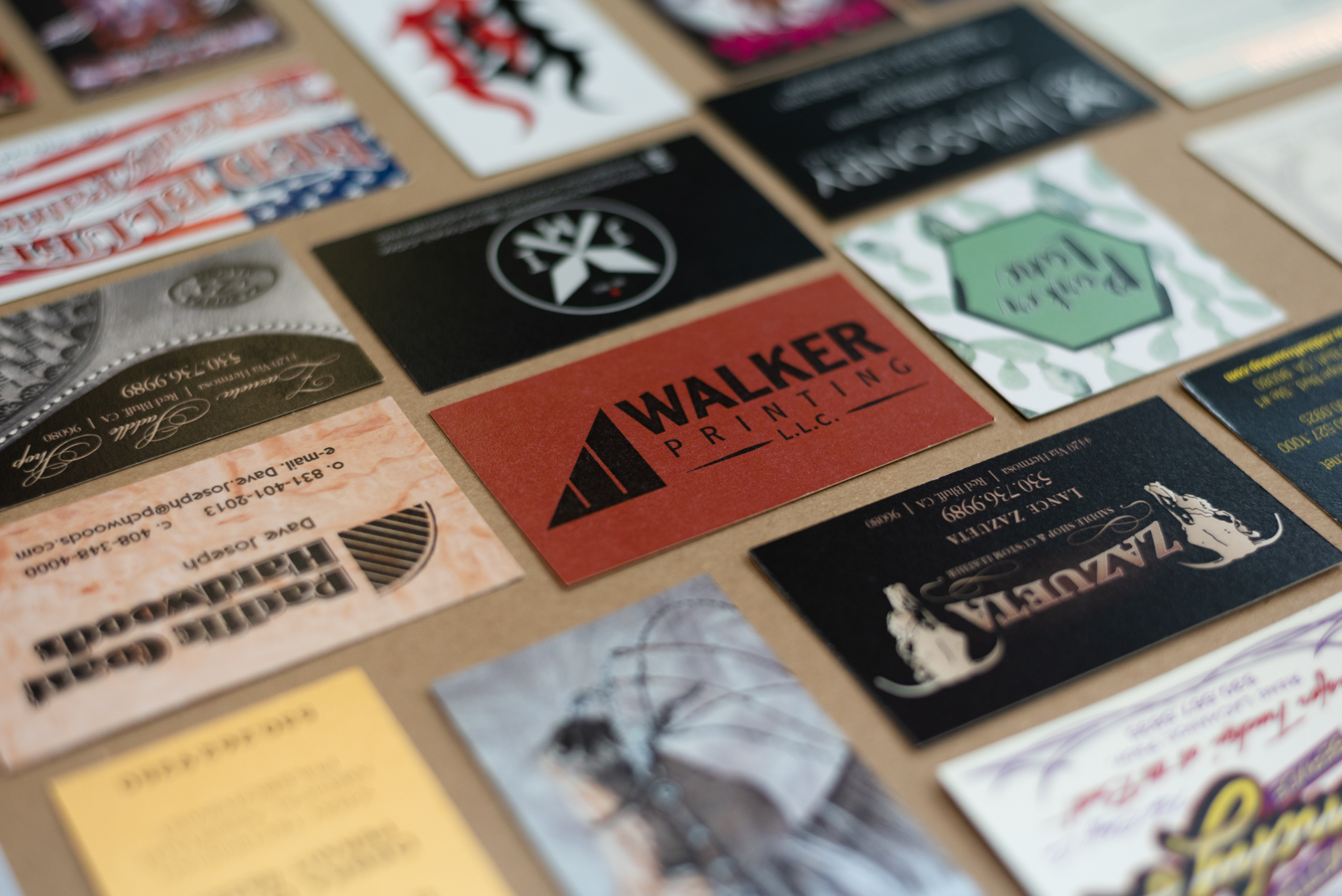50cbaf021a34 Local One Stop Print Shop (530) 527-2142 – Walker Printing LLC