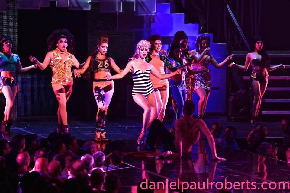 Stock Tip,  Broadway Bares: On Demand , BC/EFA; Directed by: Nick Kenkel Choreographed by: John Alix