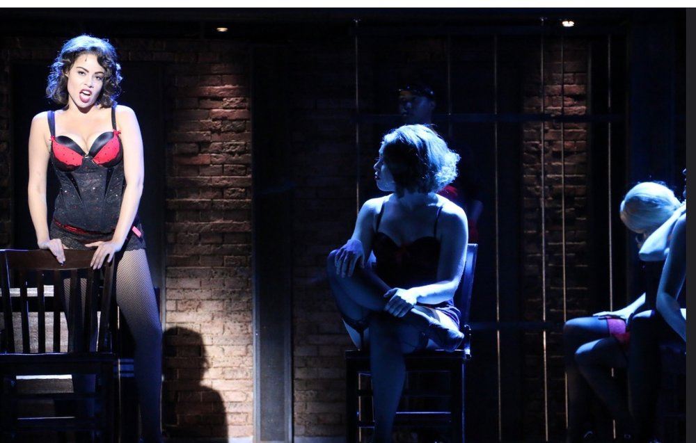 Mona,  Chicago , Riverside Theatre, Directed/Choreographed by: Richard Stafford