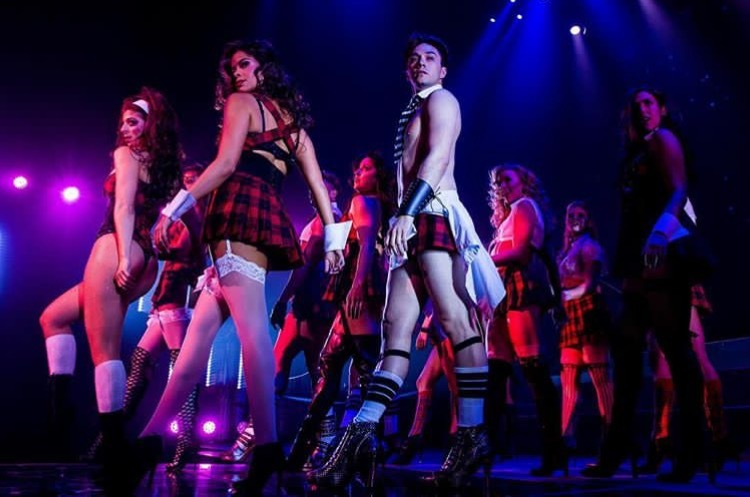 Ensemble,  Broadway Bares; Strip U , BC/EFA Directed by: Nick Kenkel Choreographed by: Kellen Stancil