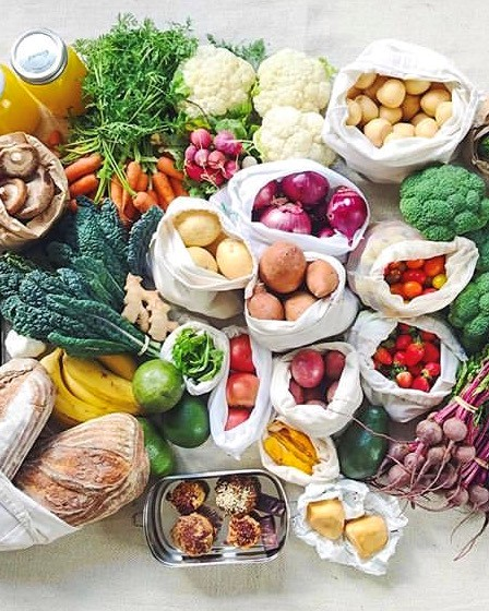 HOW TO STOCK A HEALTHY KITCHEN - Having a kitchen stocked with wholefoods makes preparing healthy meals so much easier. This extensive list (which is by no means exhaustive) gives you plenty of healthy foods to choose from, and breaks them down into food groups.