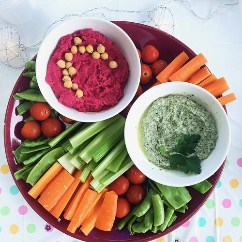 Best Beetroot Hummus