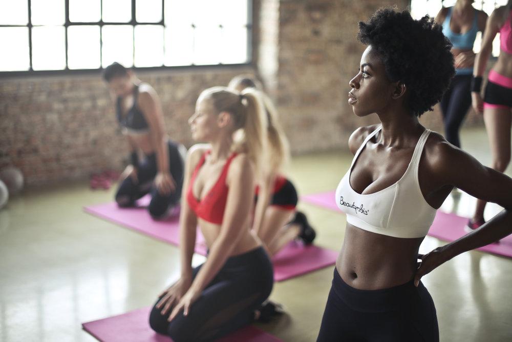 Workout Schedule -
