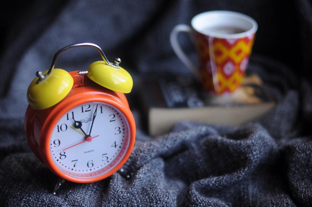 Morning Routine -