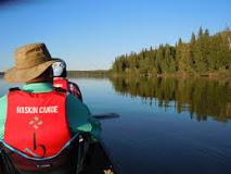 Haskin Canoe rentals at EINP astotin lake