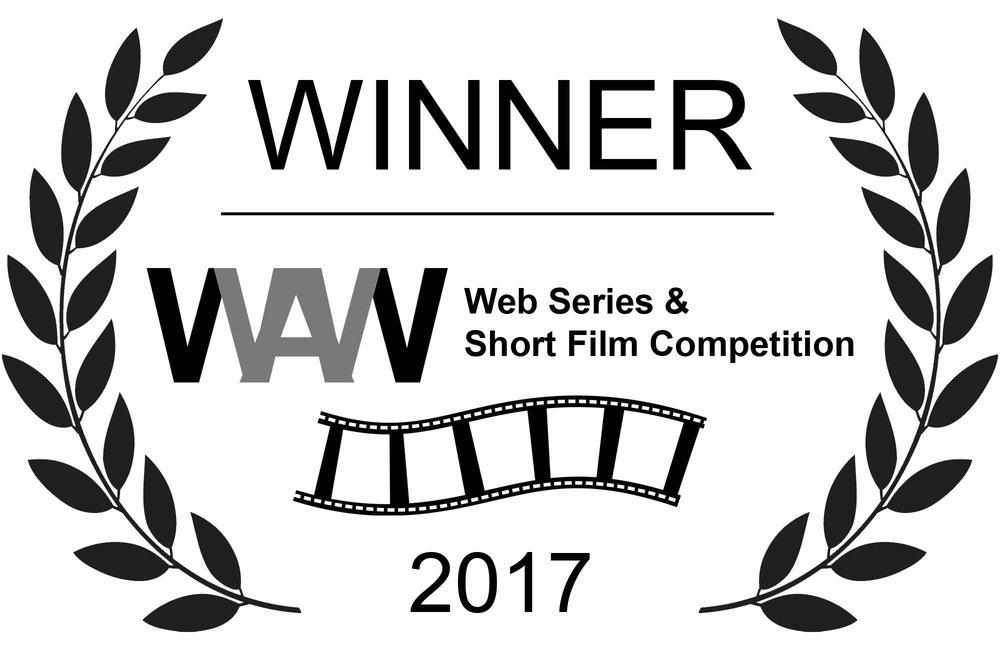 Winner Best Visual Effects in a Series  WWA Film Festival