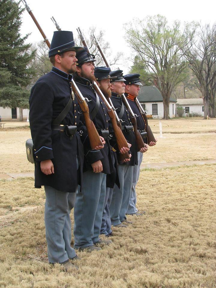 Garrison Soldiers