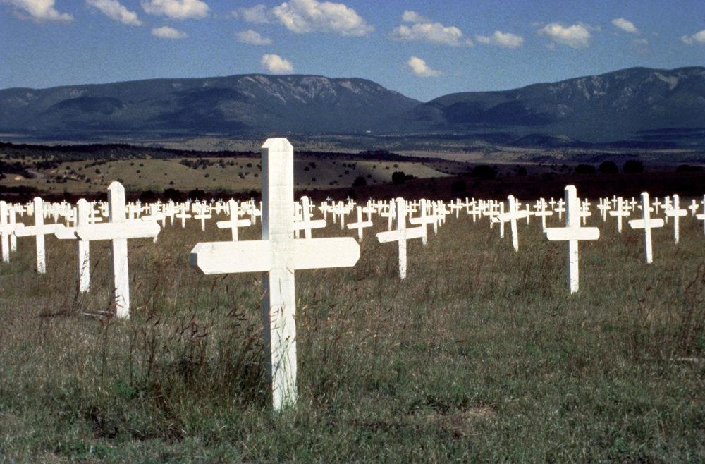 PHOTO: Fort Stanton Merchant Marine Cemetery
