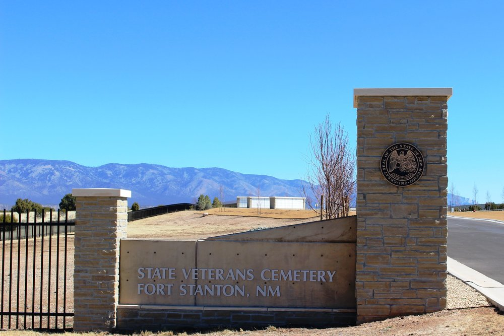 PHOTO: Fort Stanton State Veterans Cemetery