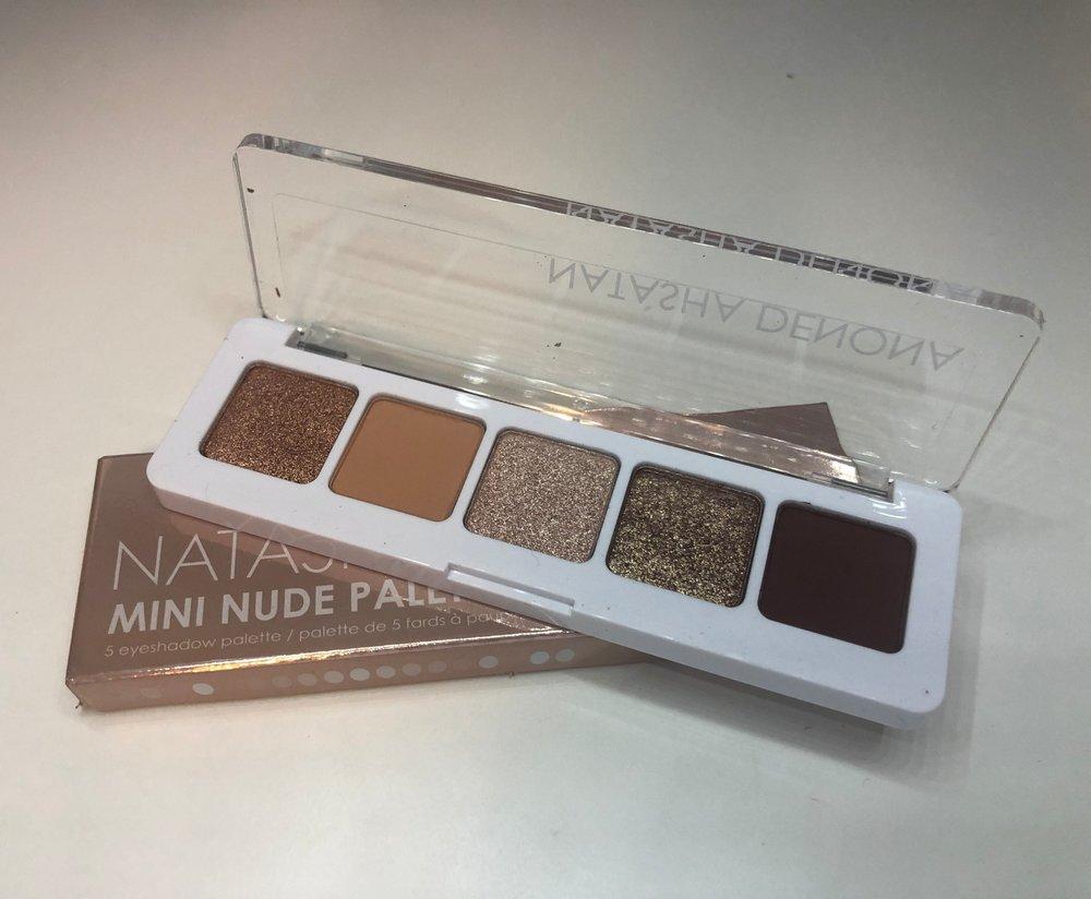 Mini Nude Eyeshadow Palette by Natasha Denona #15