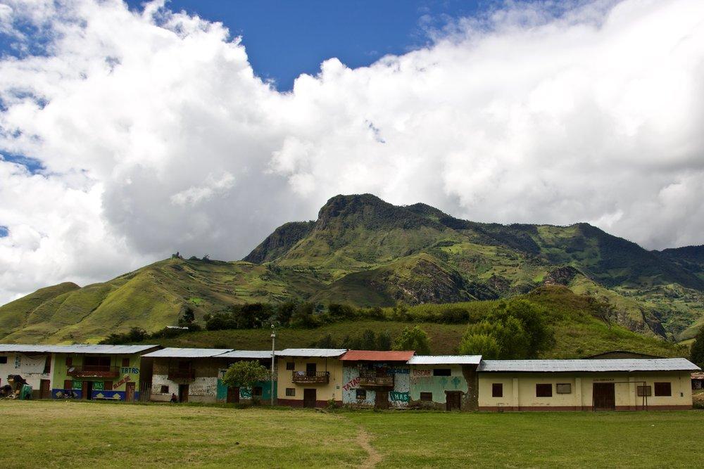 La Pampa, Peru.