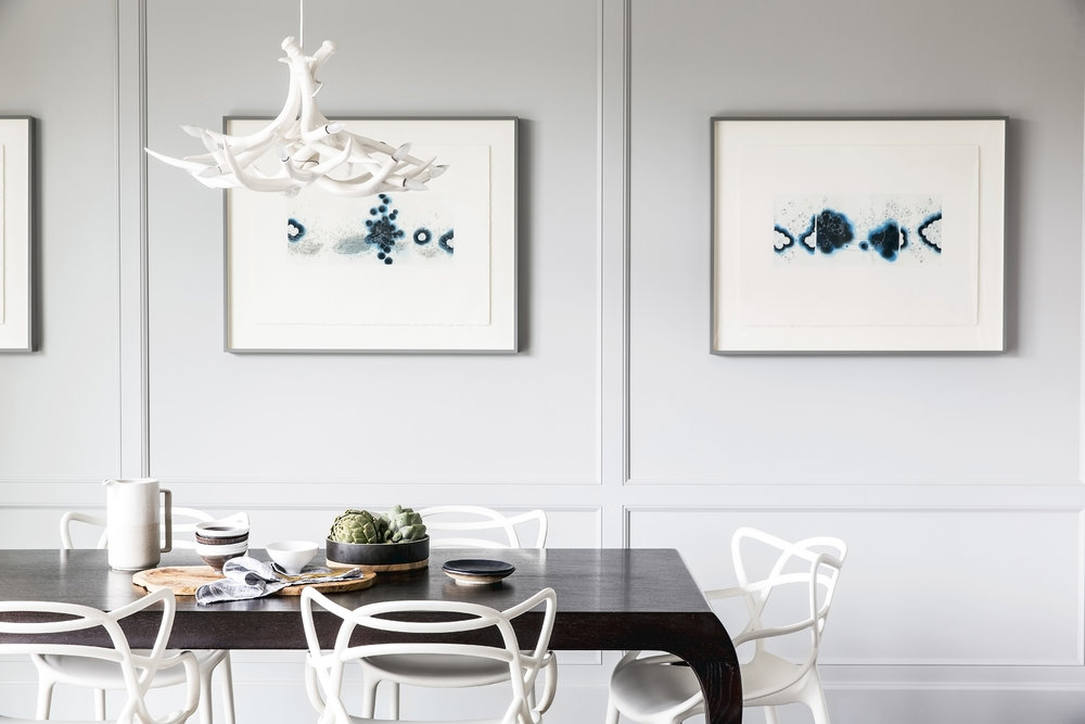 Lauren Nelson Design // Marina Home // Breakfast Nook