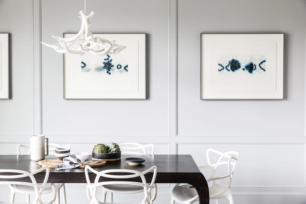 Lauren Nelson Design // Marina Home // Breakfast Nook