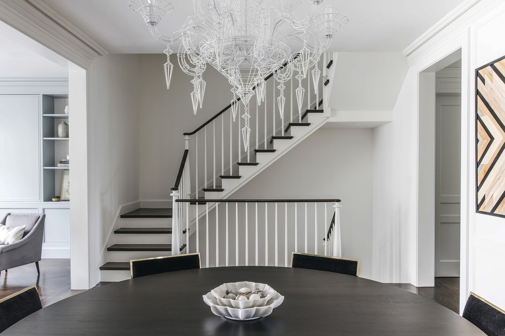 Lauren Nelson Design // Marina Home // Dining Room