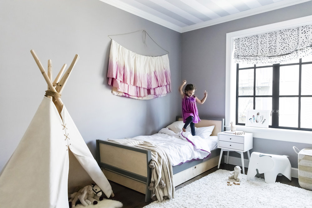 Lauren Nelson Design // Marina Home // Child's Bedroom