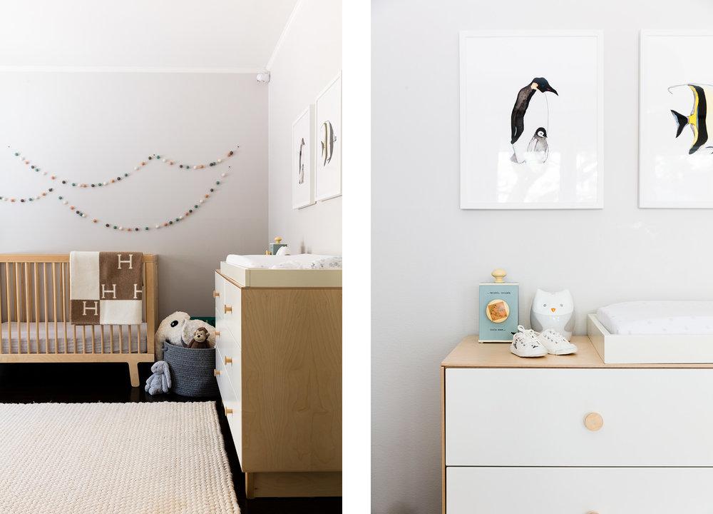 Lauren Nelson Design // Laurel Heights Home // Nursery