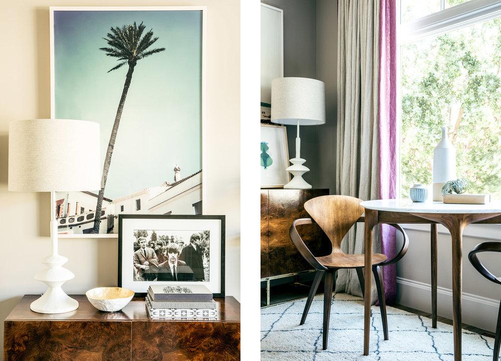 Lauren Nelson Design // San Francisco Home // Family Room