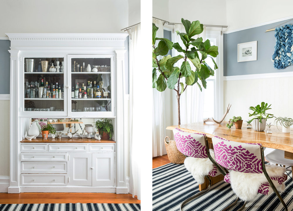 Lauren Nelson Design // Mission Flat // Dining Room