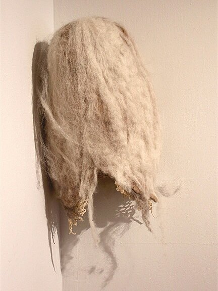 Cocooning (Headpiece and Installation)