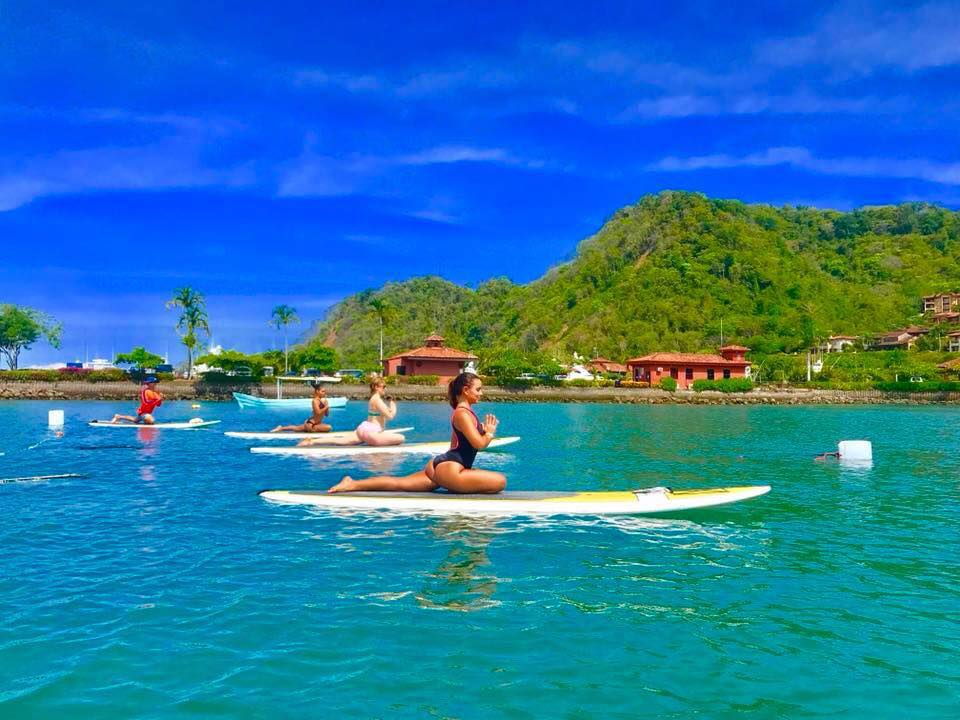 AT BAHIA HERRADURA  - 1.5 HRS   PRIVATE CLASS: $60 PER PERSON   GROUP CLASS: $40 PER PERSON  GROUP CLASSES: EVERY SATURDAY AND SUNDAY 10:00AM AND 4:00PM * WITH PRIOR RESERVATION