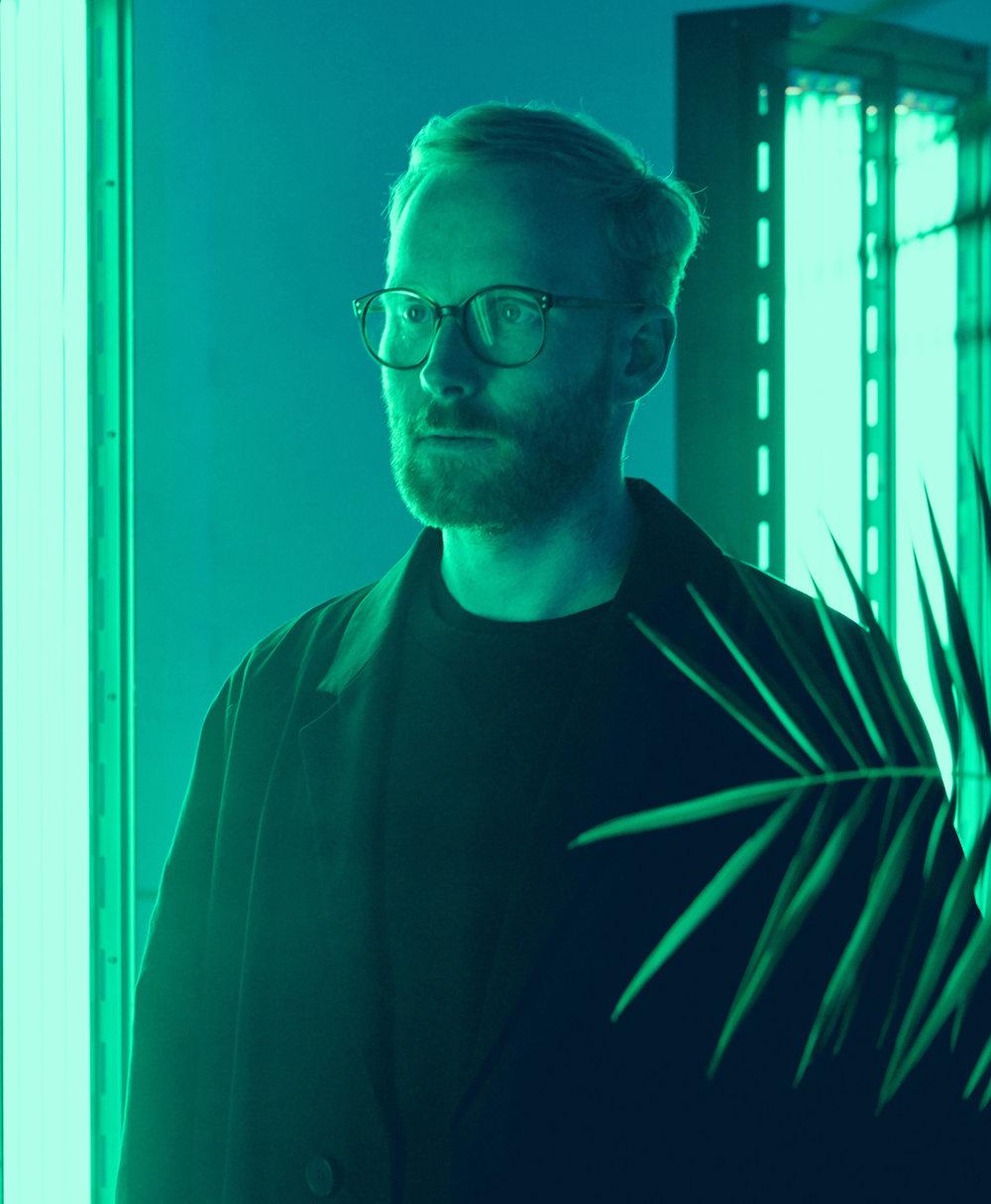 Ben K - Portrait