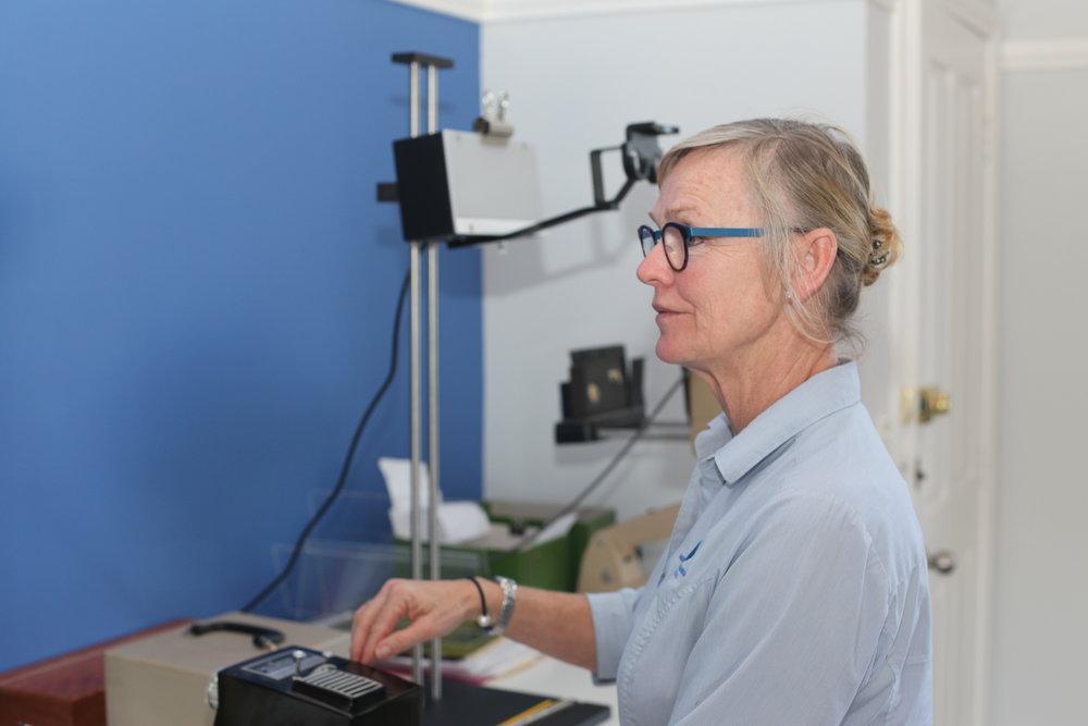 Deb Lane - Accredited Vision Therapist - ACBO