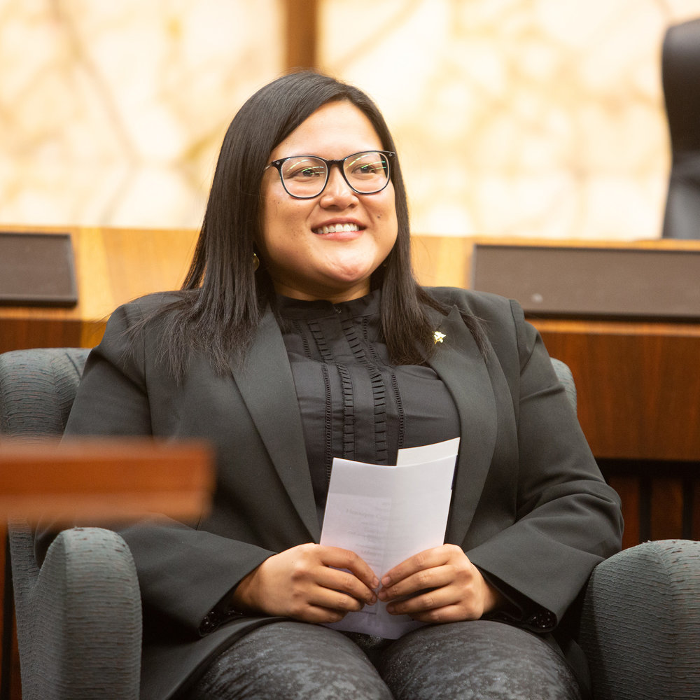 Our Commissioner: Irene Fernando - Irene was elected to the Hennepin County Board of Commissioners in November of 2018.Before joining the County Board, Irene worked at Thrivent Financial leading around organizational design, culture, and talent. Irene studied at the University of Minnesota where she earned a Bachelor of Science in Business and a Master of Education in Youth Development Leadership.Meet Irene