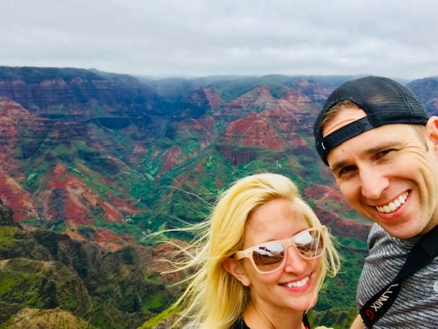 A trip to beautiful Kauai -
