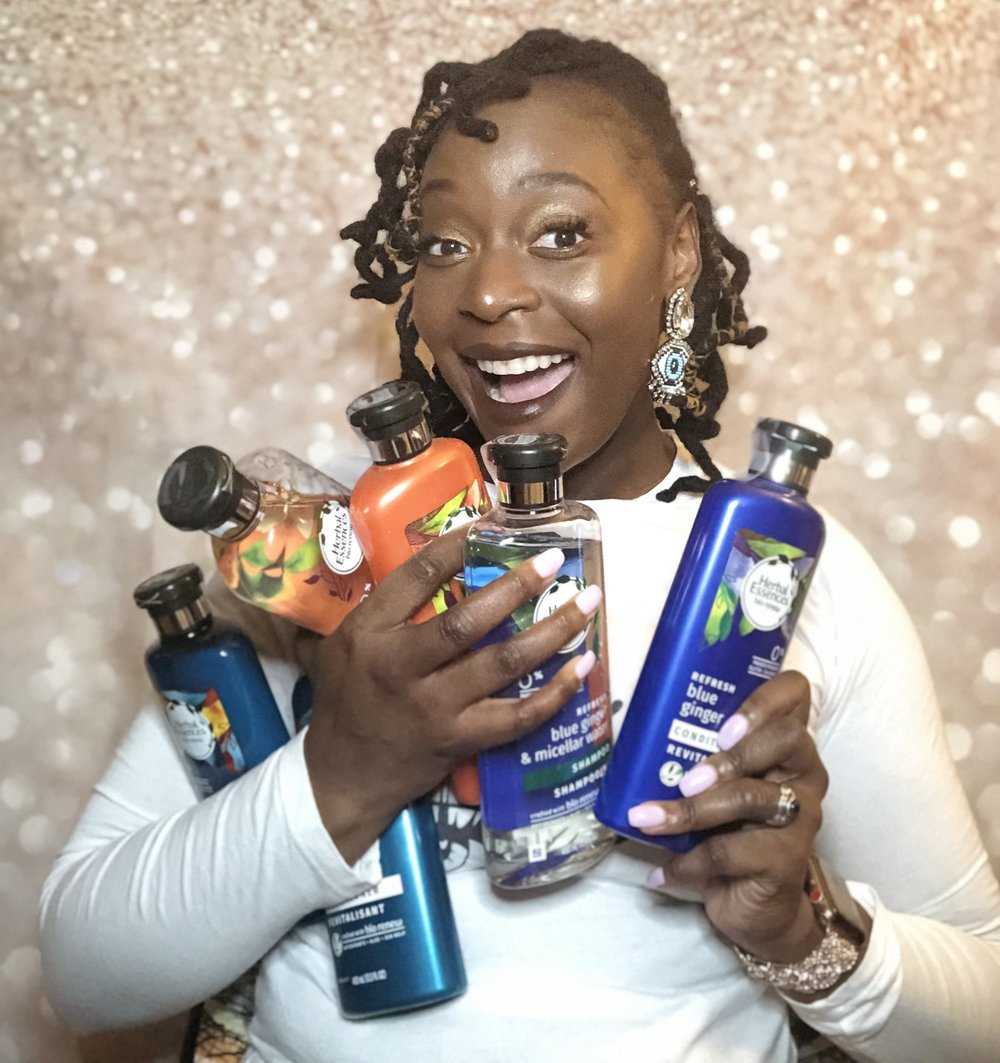 Herbal Essences Inclusive Design Giveaway - Check herbal essences new line of shampoo and conditioner sets for the blind and visually impaired!