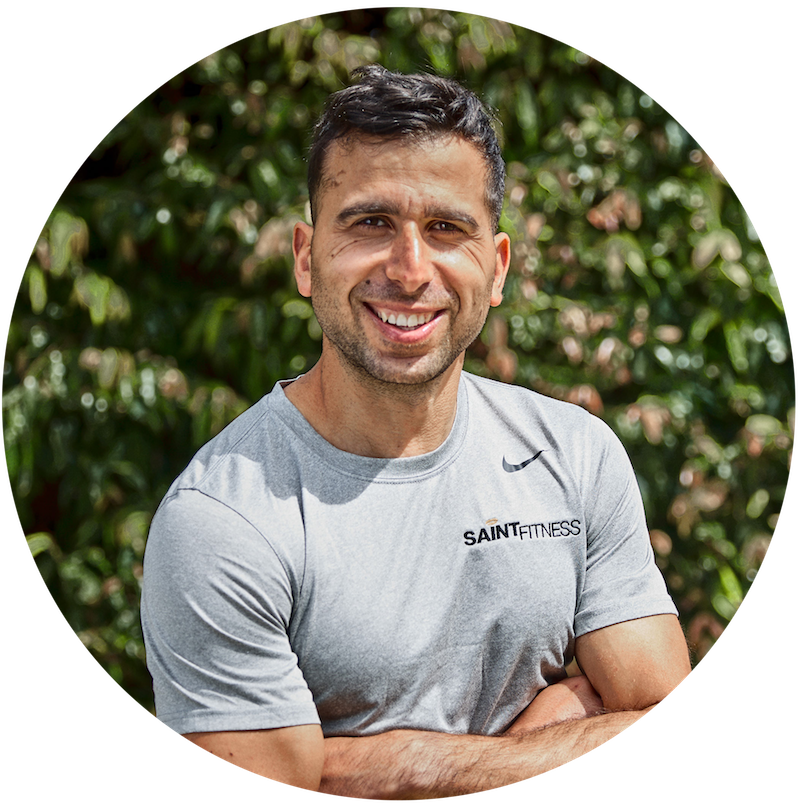 Paul Pavli personal trainer at Saint Fitness